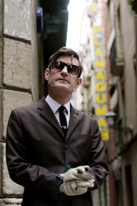 Dorian Crook, Barcelona 2011. © Claes Gellerbrink